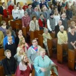 Some of our congregation