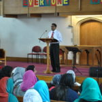 Teaching at The Mount Church (Kerala)